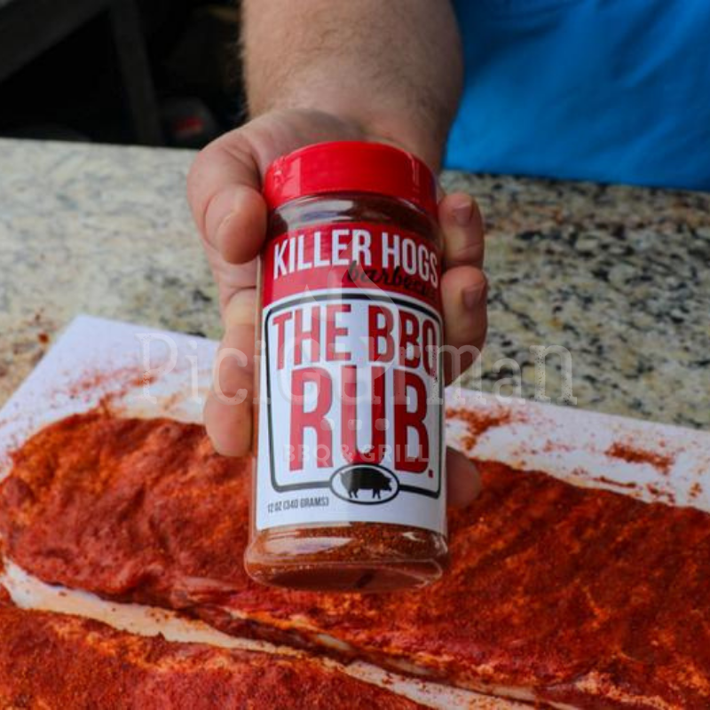 Killer Hogs The BBQ Rub 16oz