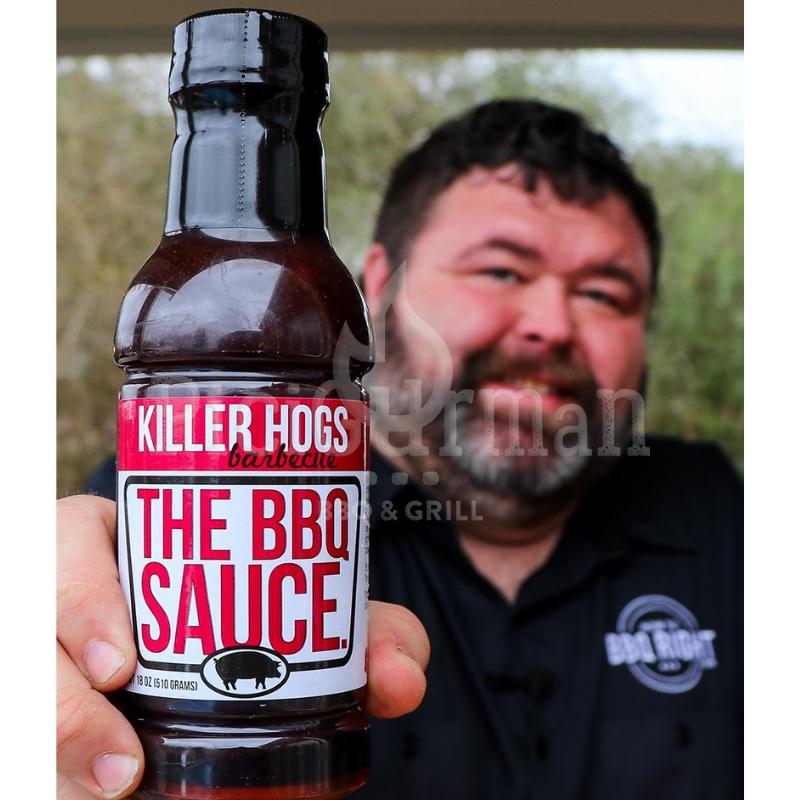 Killer Hogs The BBQ Sauce 16oz
