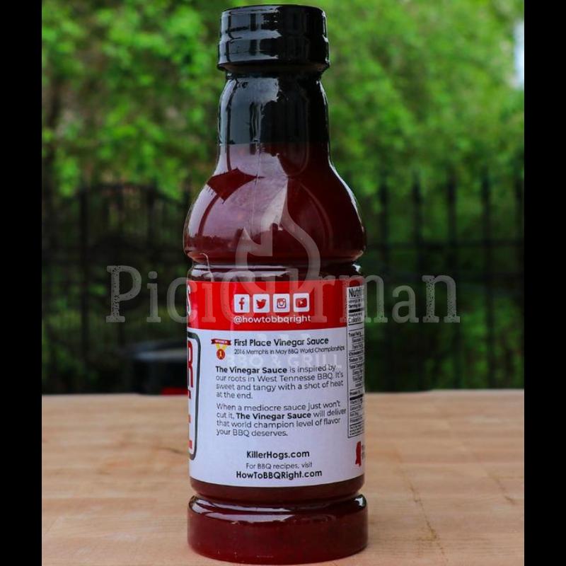 Killer Hogs The Vinegar Sauce 16oz