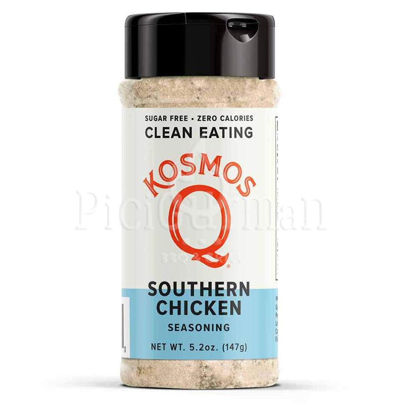 Kosmo`s Q Southern Chicken sugar free seasoning 5,2oz / 147 gramm