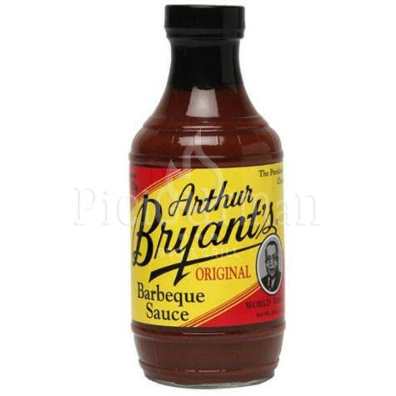 Arthurs Bryant`s - Arthur Bryant`s Original Barbecue szósz 18oz