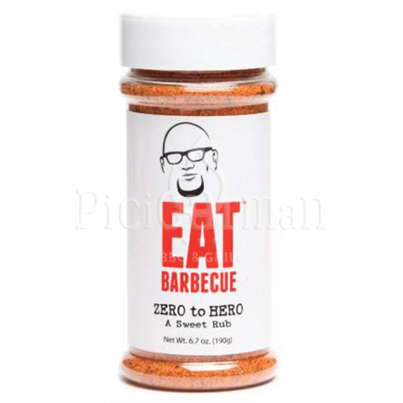 Eat - BBQ Hero to Zero fűszerkeverék 190gr