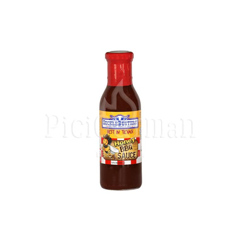 Sucklebusters - BBQ szósz Honey 354ml-12oz