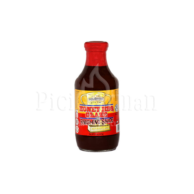 Sucklebusters - Honey BBQ Glaze & Finishing szósz 567ml-20oz