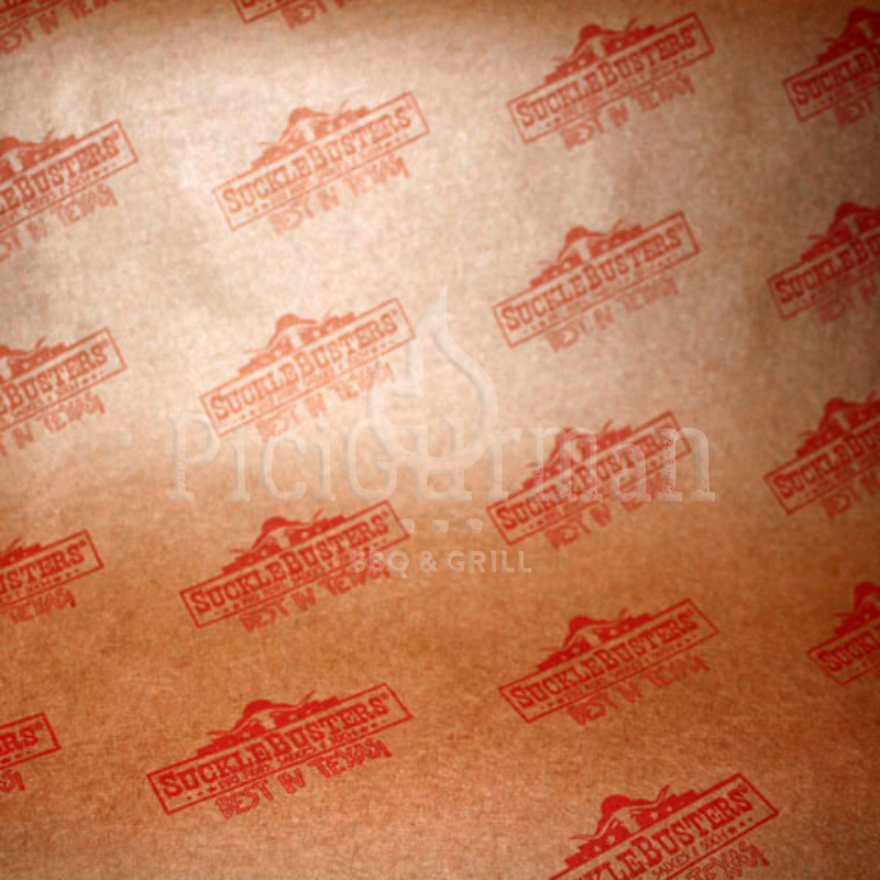SuckleBusters Pink Butcher Paper 60,9cm x 60,96m