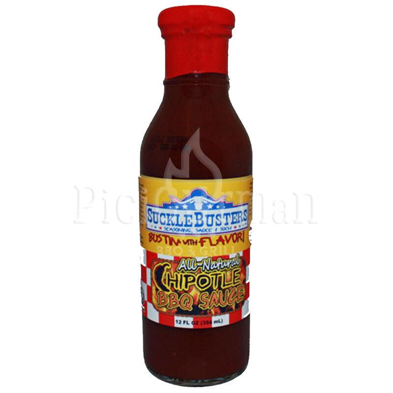 Sucklebusters - BBQ szósz Chipotle 354ml-12oz