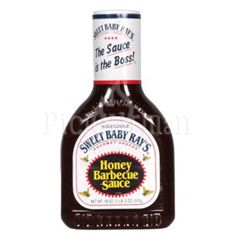Sweet Baby Ray`s - Honey BBQ szósz 425ml