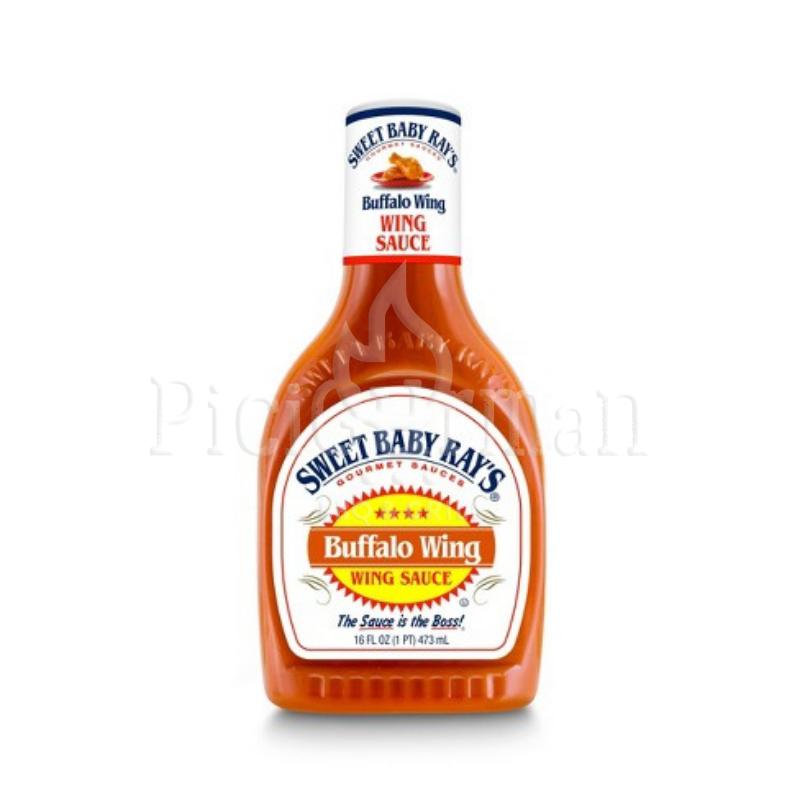 Sweet Baby Ray's - Buffalo Wing Sauce & Glaze 473ml/16 oz