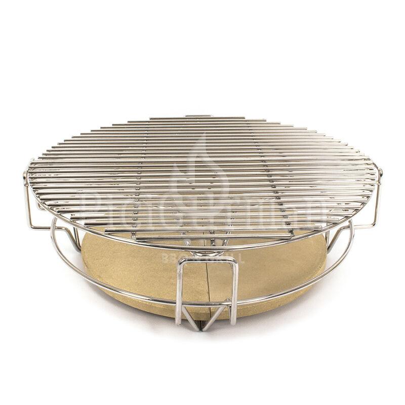 Osztott sütőtér KAMADO4U GREATER grillhez