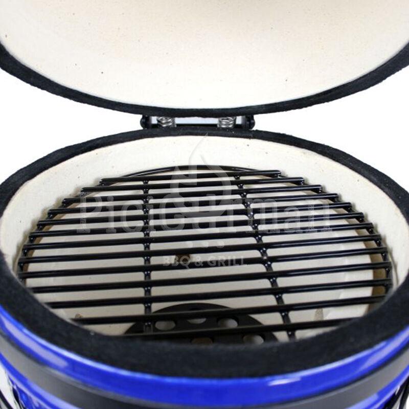 KAMADO4U MINI D27 kerámia grill kék asztali kivitel