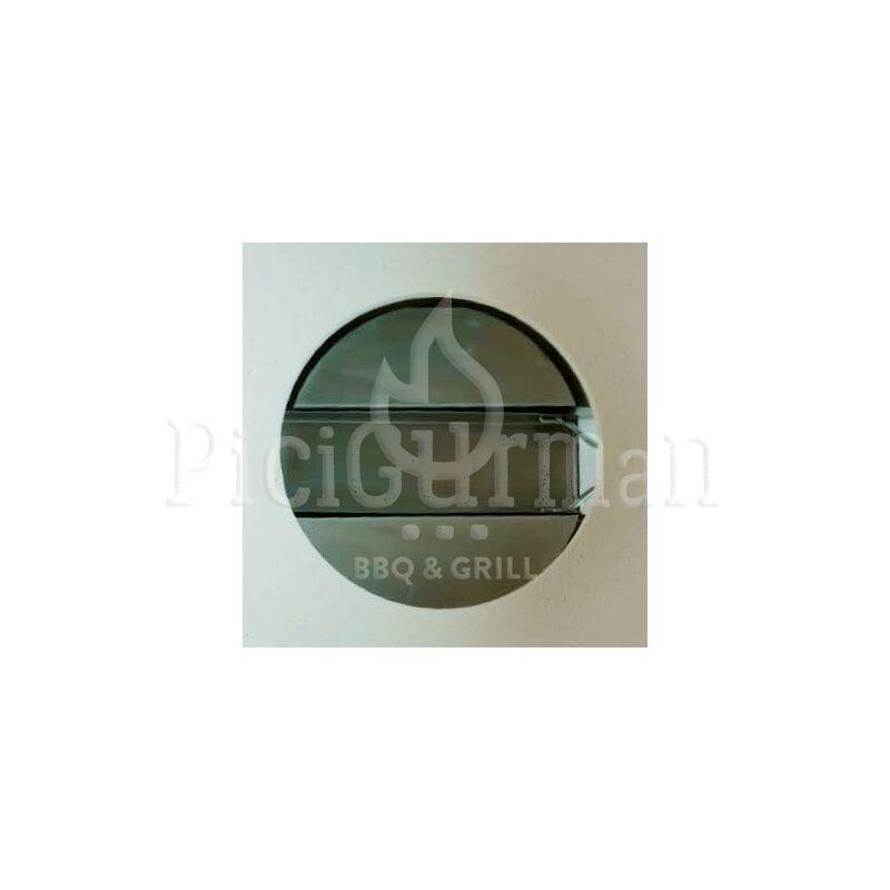 KAMADO4U FAMILY D38 kerámia grill fekete állványos kivitel 2021 Model
