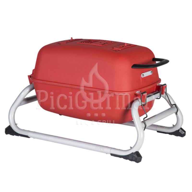 PK Grill & Smoker PK-GO Piros