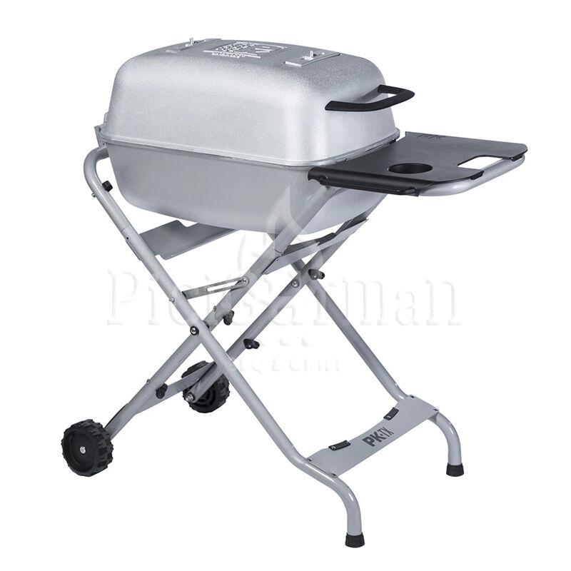 PK Grill & Smoker PK-TX Silver