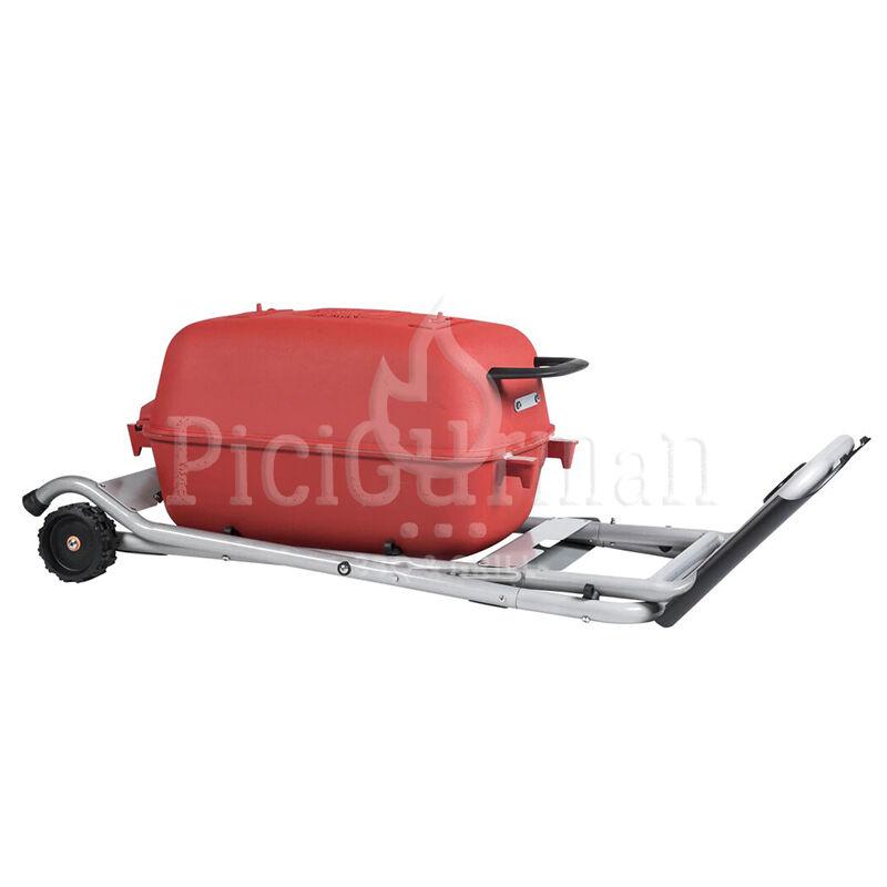 PK Grill & Smoker PK-TX piros