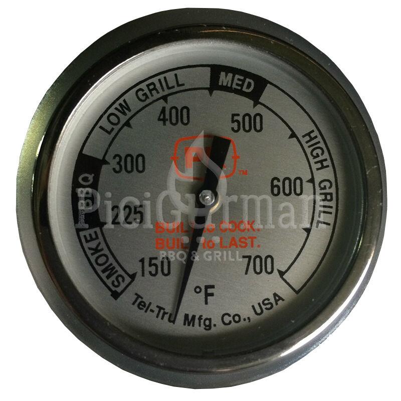 PK BBQ hőmérő a Tel-Tru-tól