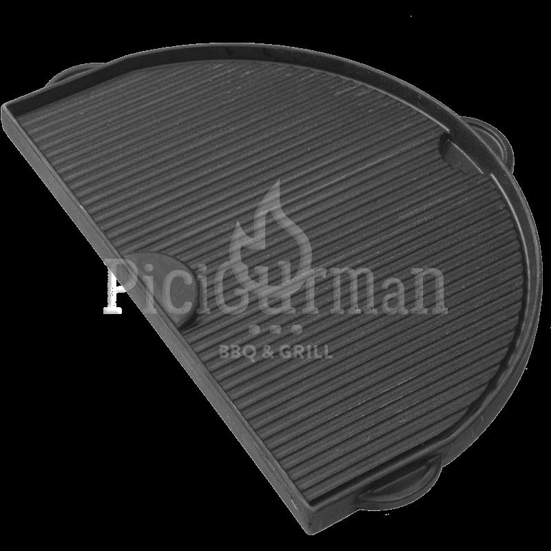 Öntöttvas grill lap Primo Oval JR 200 kerámia grillhez