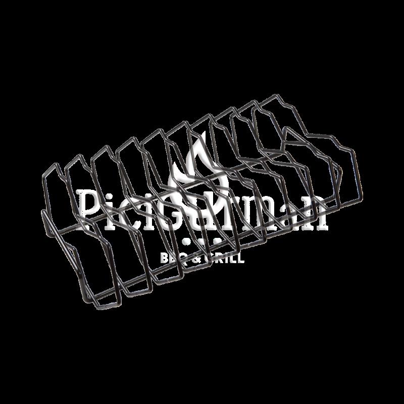 Primo Premium Oldalas Tartó Oval 400 XL