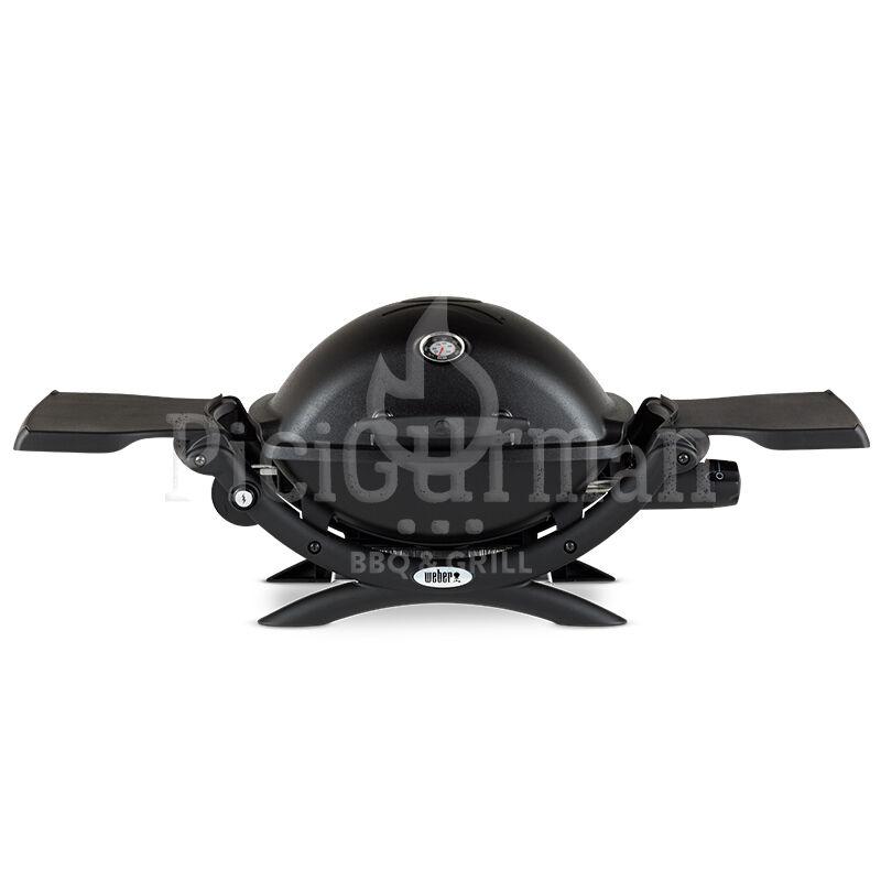 weber-q-1200-fekete