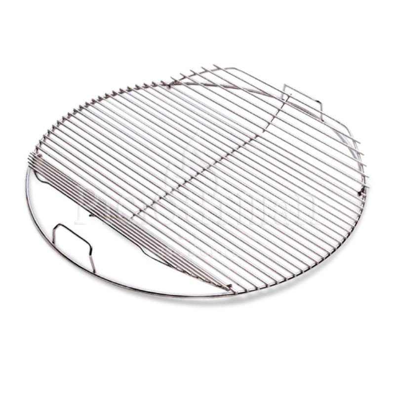 Grill rács felhajthatóaz 57cm-es grillekhez