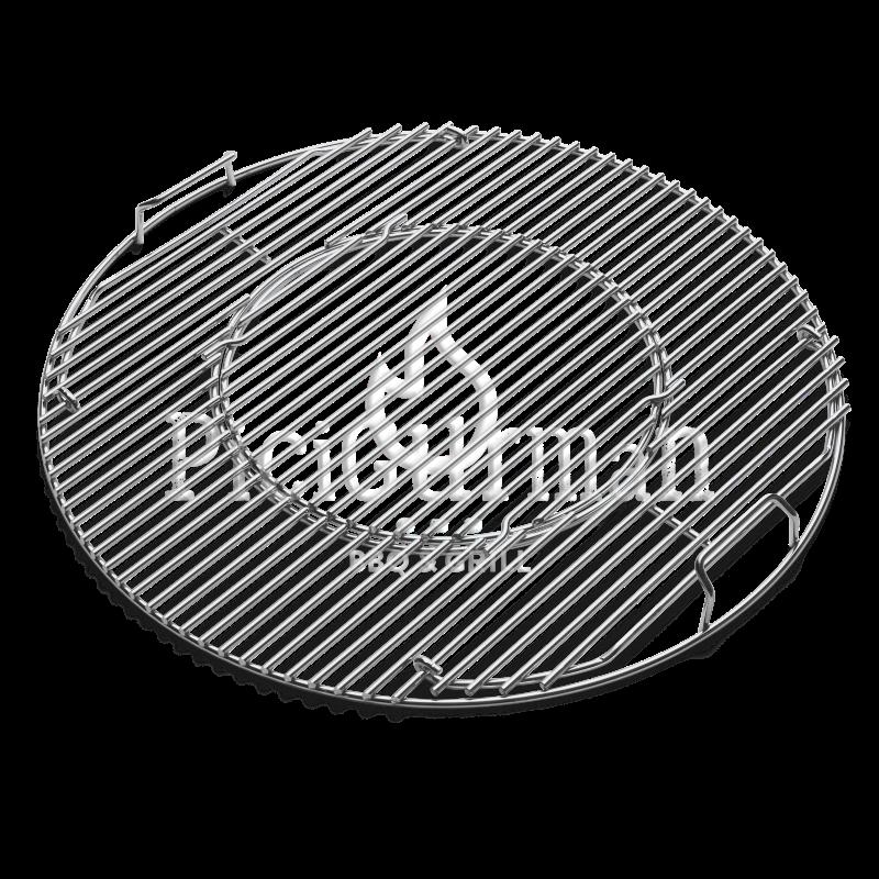 Gourmet BBQ System  - GBSŽ grate kivehető betétes sütőrács a BBQ 57cm-es grillekhez