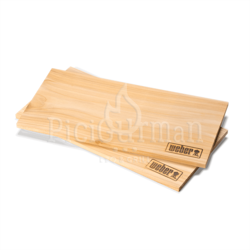 Vörös cédrus fa lap (2 db)