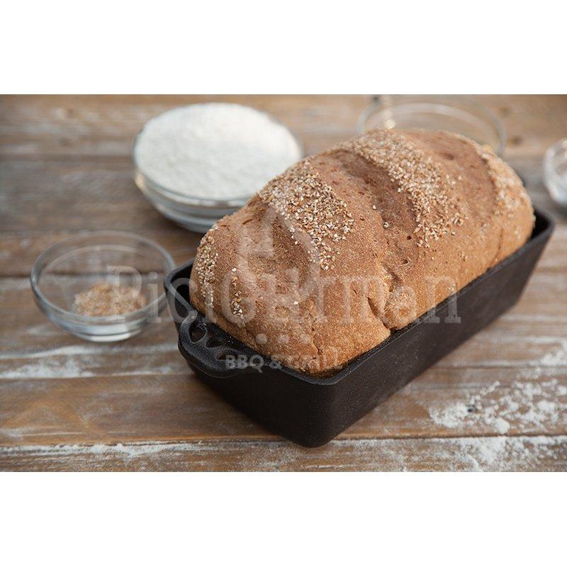 Camp Chef öntöttvas kenyérsütő